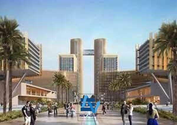 أسعار ومساحات مول ارورا العاصمة الإدارية الجديدة