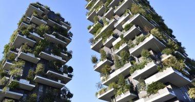 الغابات العمودية العاصمة الادارية الجديدة