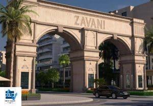 كمبوند زافاني العاصمة الإدارية الجديدة Zavani New Capital