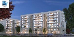 شقة 158م للبيع في كمبوند زافاني العاصمة الجديدة