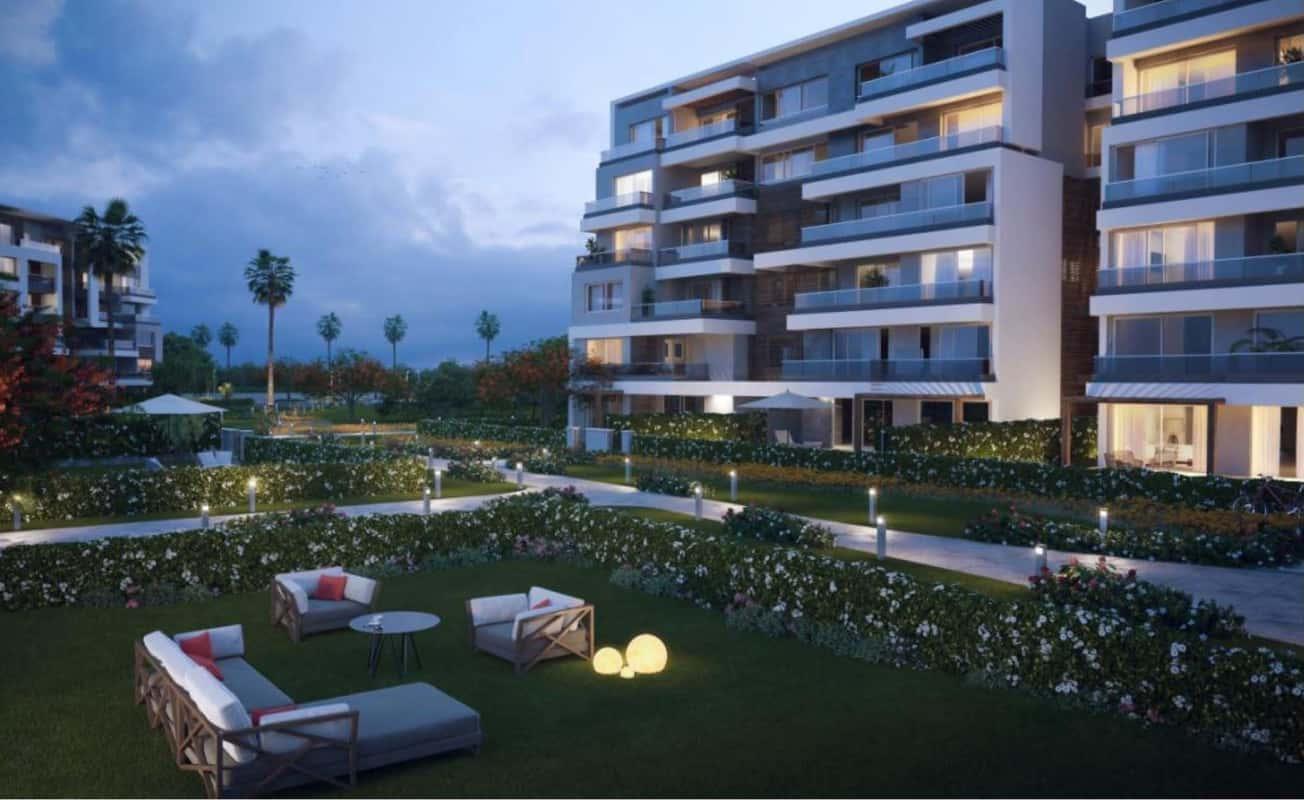 كمبوند كابيتال جاردنز مدينة المستقبل | Capital Gardens Compound