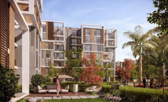 أسعار شقق كمبوند هاب تاون مدينة المستقبل 2020 | Haptown Mostakbal City