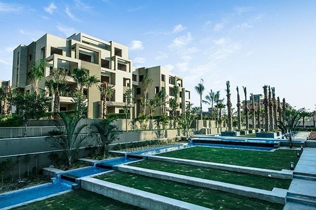 بارك فيو قطامية القاهرة الجديدة | Park View Compound New Cairo
