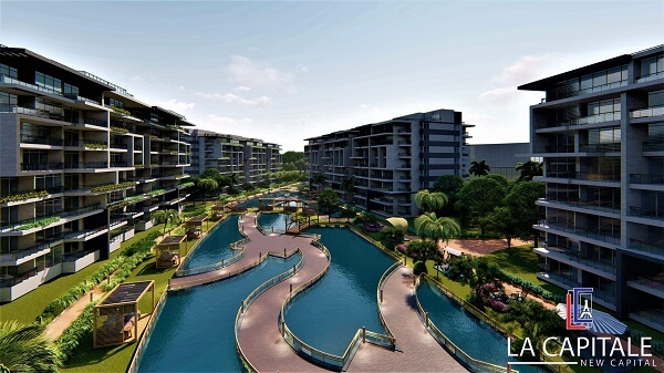 Photo of كمبوند لا كابيتال 2 العاصمة الإدارية الجديدة 2020 | أحدث مشاريع شركة بيراميدز العقارية