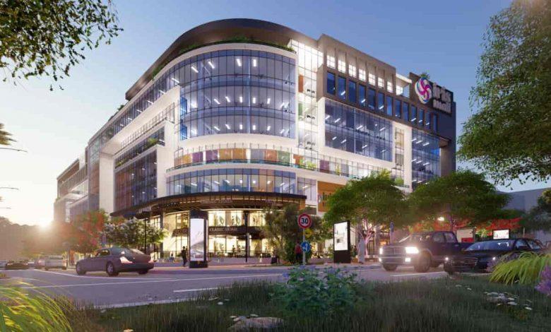Iris Mall new capital