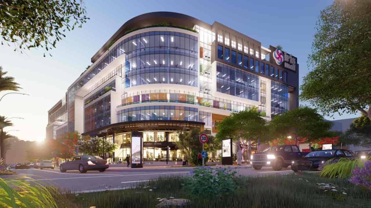 خدمات مول اريس العاصمة الإدارية | Iris Mall new capital