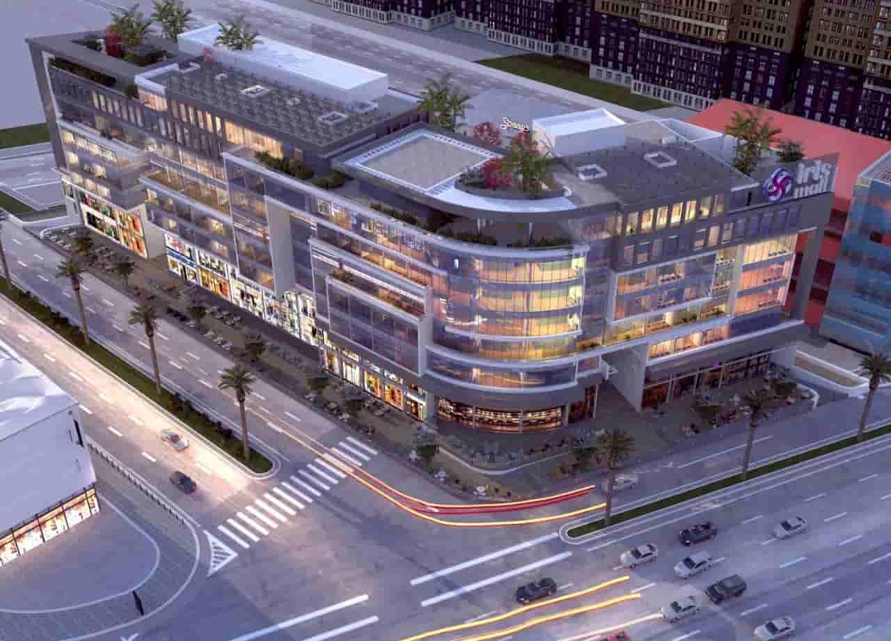 موقع مول اريس العاصمة الإدارية | Iris Mall New Capital