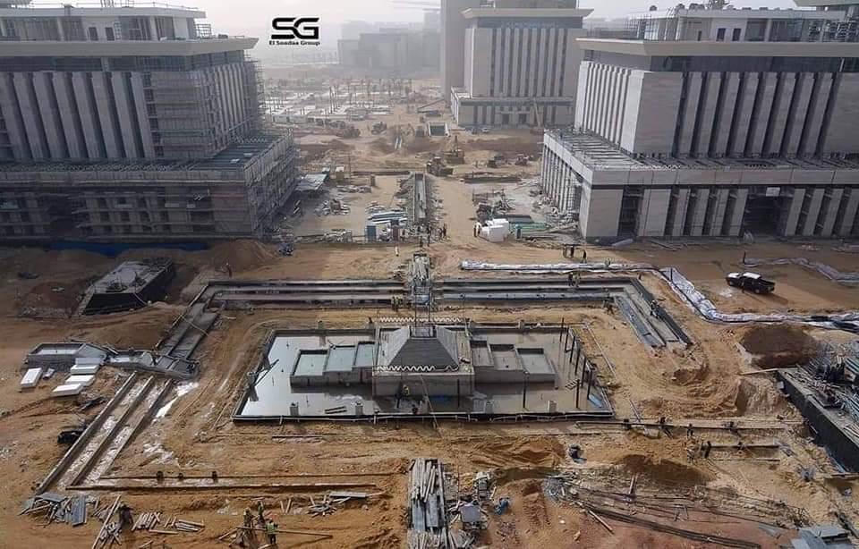 مول ماركيه العاصمة الإدارية الجديدة