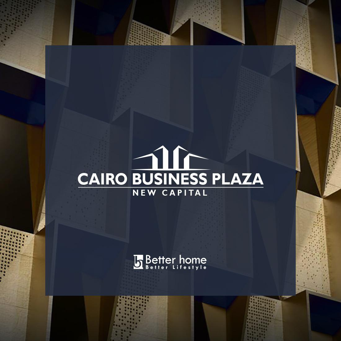 Cairo Business Plaza new capital|Better home
