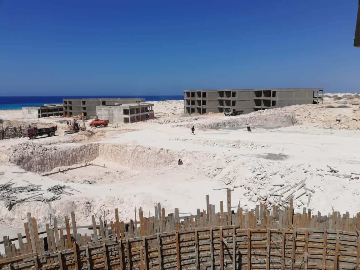 مشروع كليوباترا الجديد في الساحل الشمالي , تعرف على احدث العروض ..