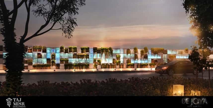 كمبوند دي جويا العاصمة الإدارية الجديدة DE Joya New Capital
