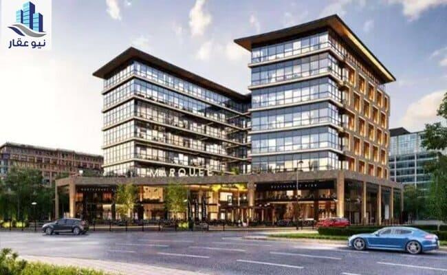 مكاتب للبيع في العاصمة الإدارية الجديدة بالتقسيط