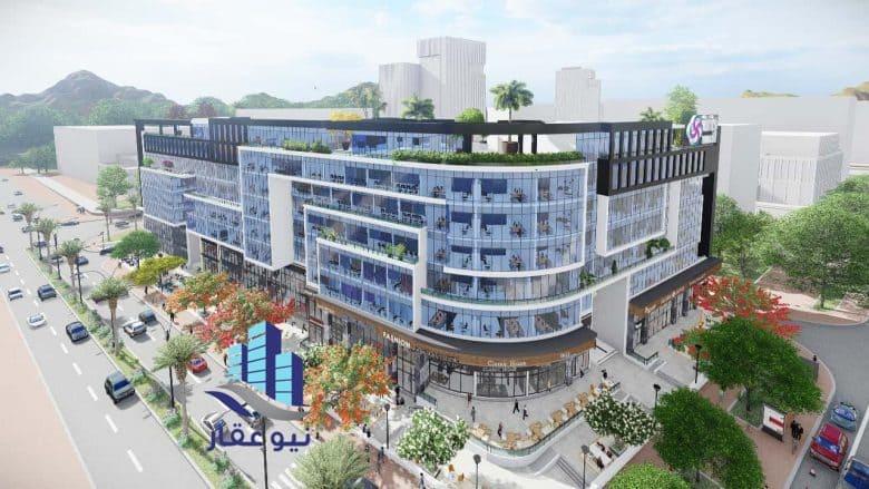 عيادات للبيع في العاصمة الإدارية الجديدة بالتقسيط 2021