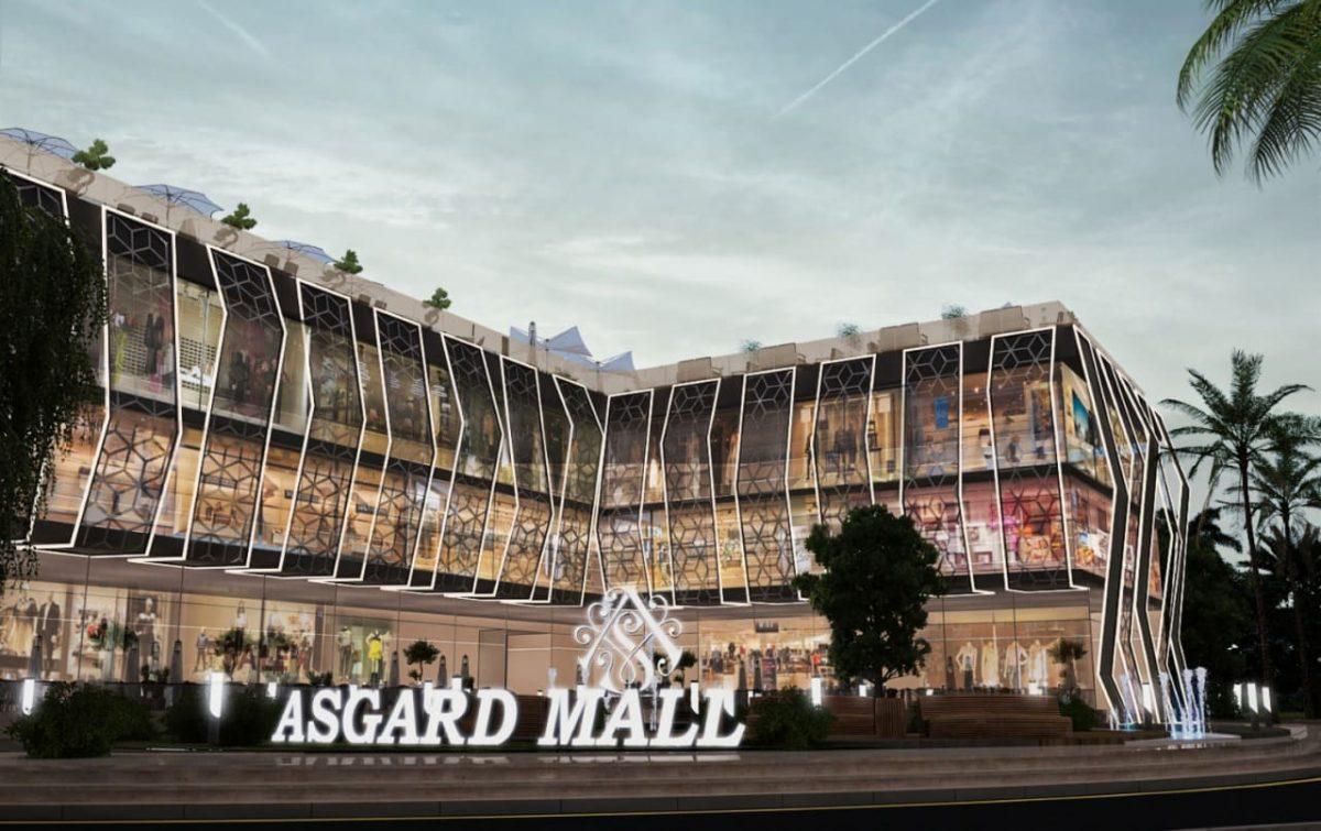 مول اسجارد العاصمة الإدارية ASGARD NEW CAPITAL