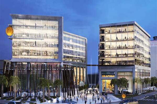 مول فيرونا العاصمة الإدارية Verona Mall New Capital