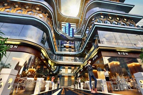 مول سمارت العاصمة الإدارية الجديدة Smart Mall New Capital