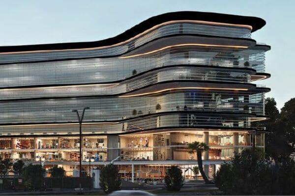 مول زاها بارك العاصمة الإدارية الجديدة Zaha Park New Capital