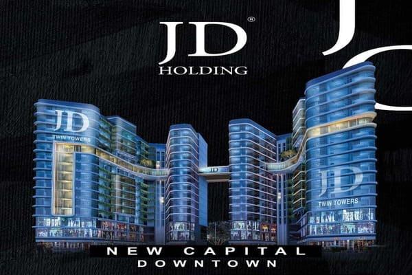 جي دي تاور العاصمة الإدارية الجديدة JD TOWER HOLDING