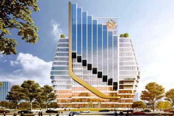 تريو في تاور العاصمة الإدارية Trou V Tower New Capital