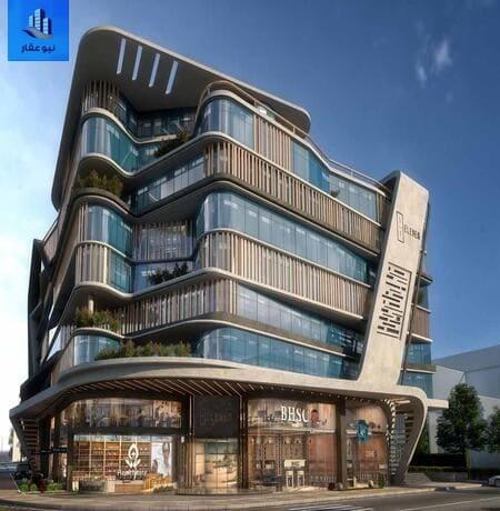 مول ايليفن العاصمة الإدارية الجديدة Eleven Mall New Capital