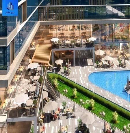 مول ايليفن العاصمة الإدارية Eleven Mall New Capital