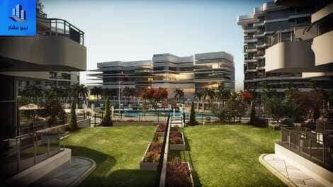 كمبوند سيرانو العاصمة الإدارية الجديدة SERRANO NEW CAPITAL