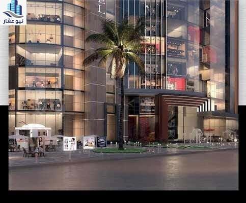 دايموند تاور العاصمة الإدارية DIAMOND TOWER NEW CAPITAL